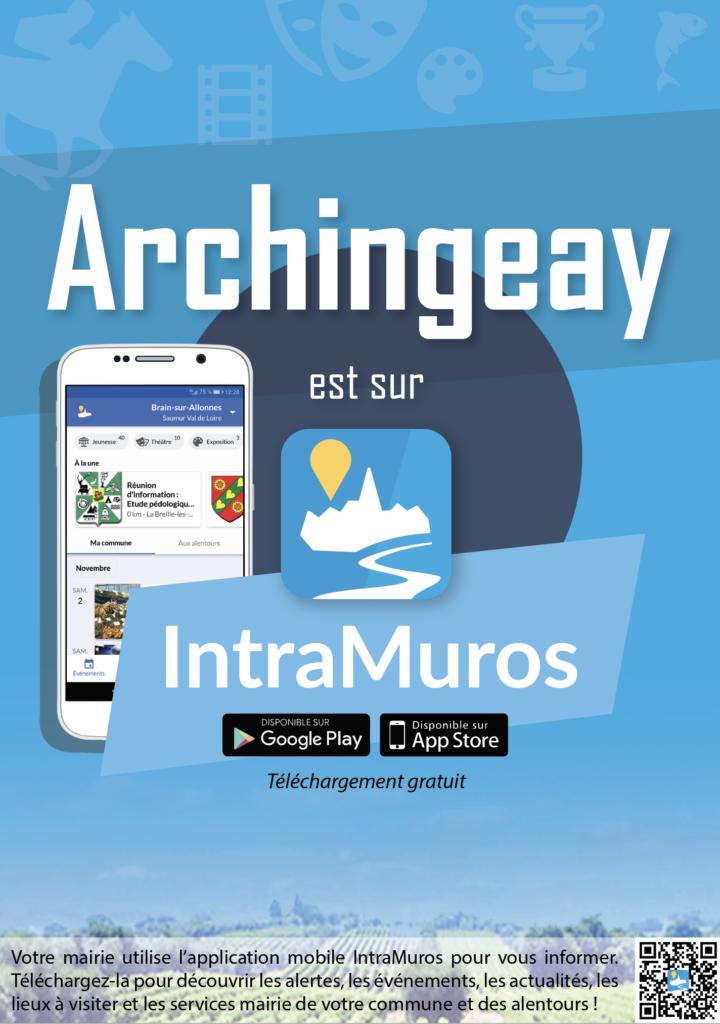 Archingeay sur IntraMuros