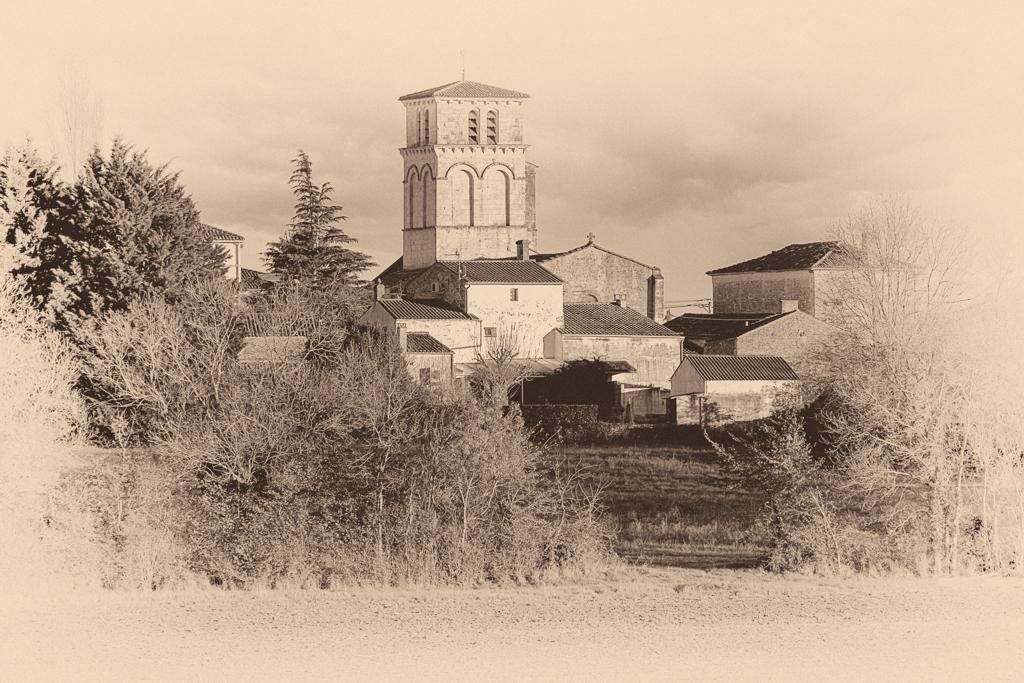 Archingeay autrefois