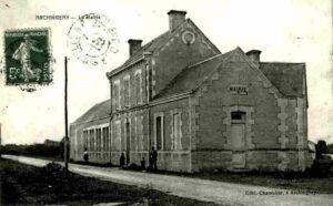 Archingeay - Mairie-Ecole