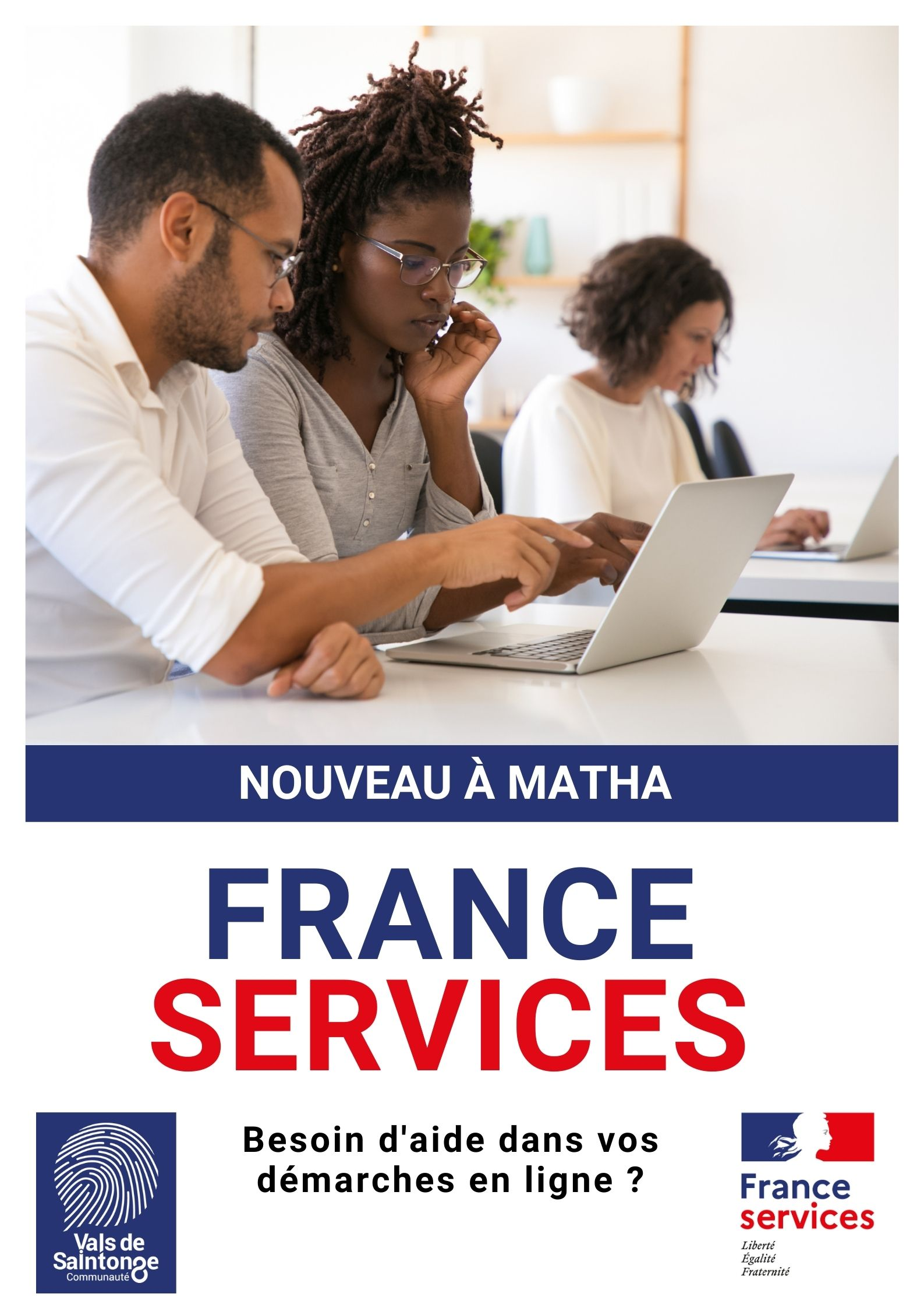 France Services - Matha