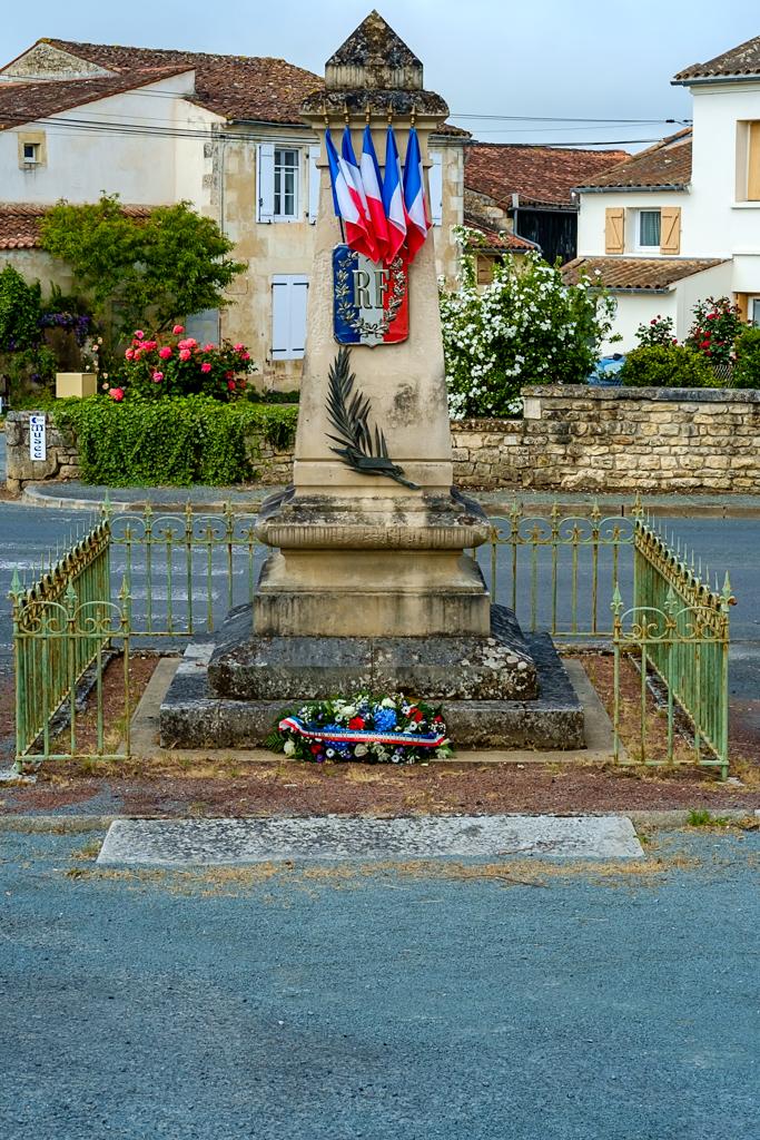 Archingeay - Commémoration du 8 mai 1945